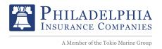 Philadelphia Insurance Company logo